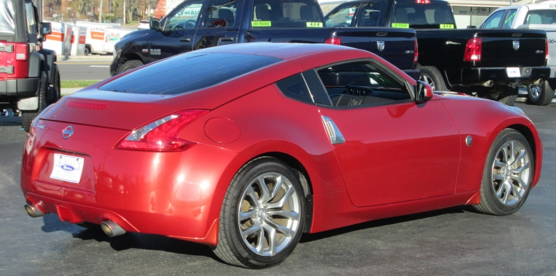 Nissan 370Z 2DR COUPE 2013 price $19,995
