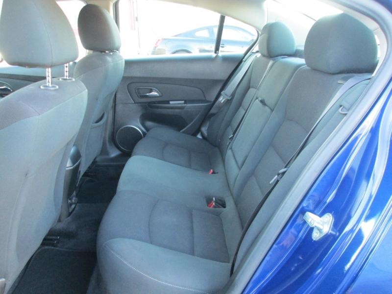 Chevrolet CRUZE 4DR SEDAN ECO 2012 price $6,695