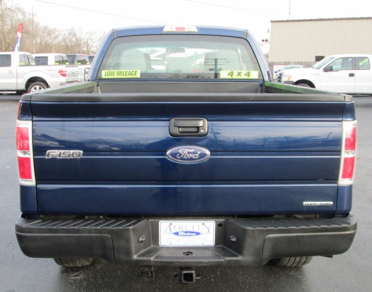 Ford F-150 4DR SUPERCAB 4X4 2012 price $15,495