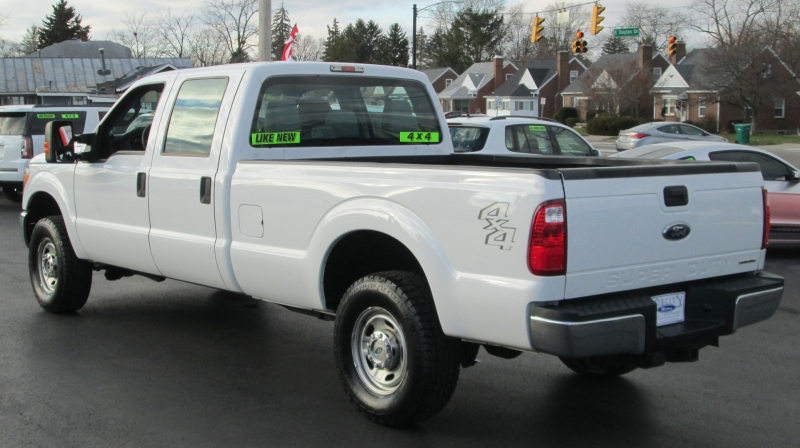 Ford SUPER DUTY F-250 SUPERCREW 4X4 2015 price $26,495