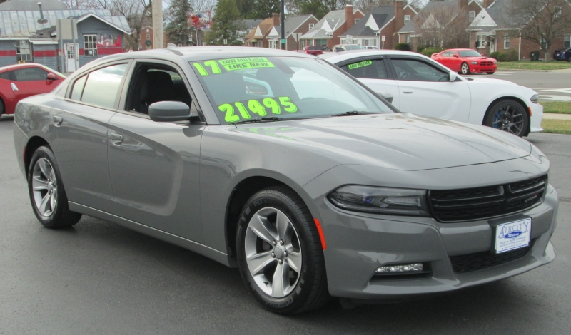 Dodge CHARGER SXT 4DR SEDAN 2017 price $21,495