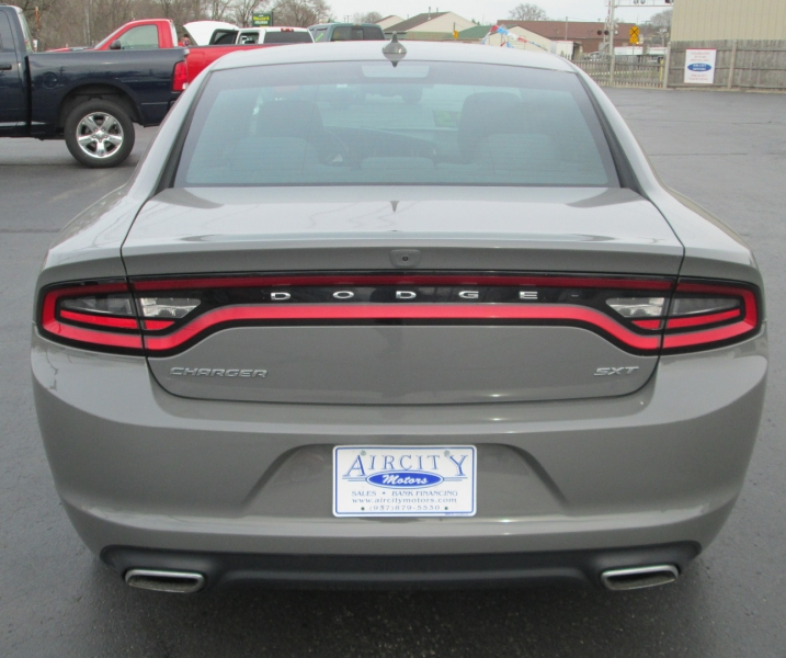 Dodge CHARGER SXT 4DR SEDAN 2017 price $20,995