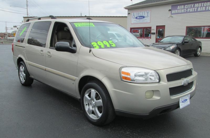 Chevrolet UPLANDER LT2 MINI VAN 2007 price $3,995