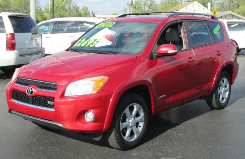 Toyota RAV 4 LIMITED 4WD 2010 price $11,995
