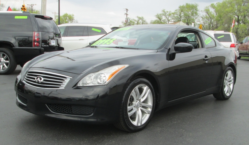 Infiniti G37 COUPE JOURNEY 2010 price $12,995