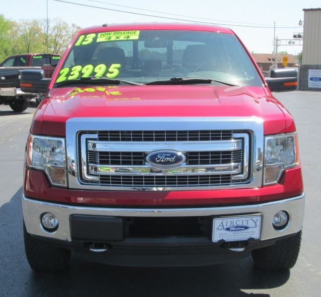 Ford F-150 SUPERCAB XLT 4X4 2013 price $23,995