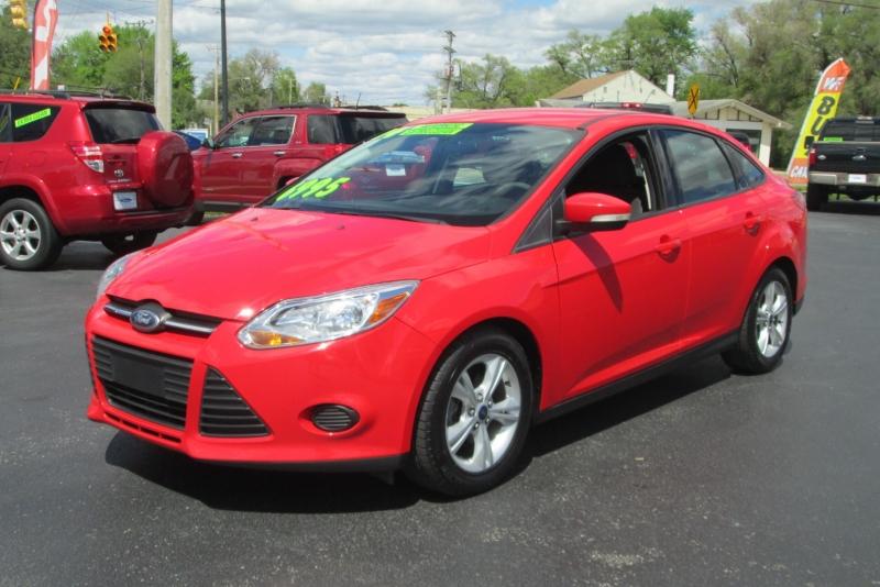 Ford FOCUS 4DR SEDAN SE 2014 price $6,995