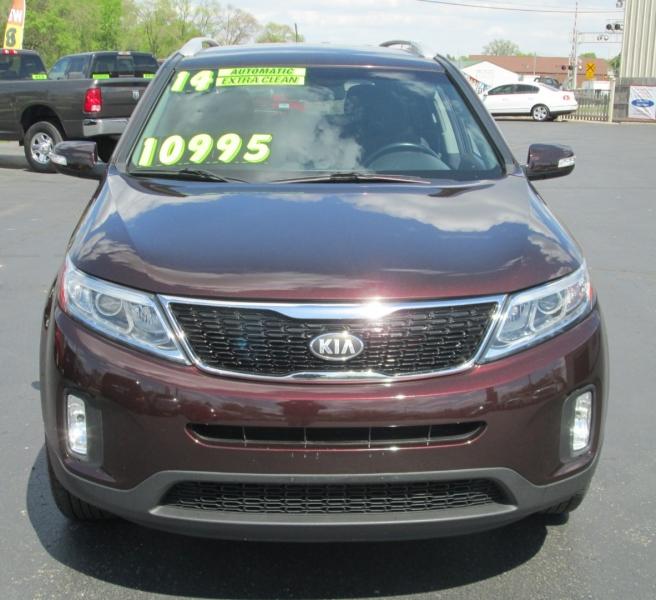 Kia SORENTO LX 2014 price $10,995
