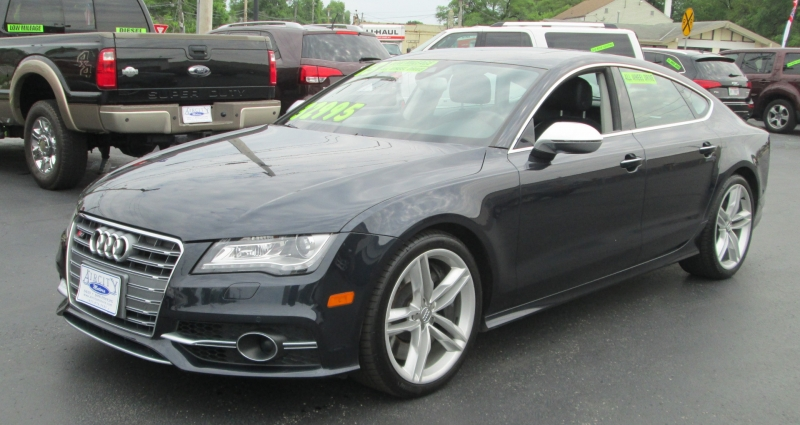 Audi **S7** PREMIUM AWD 2013 price $31,995