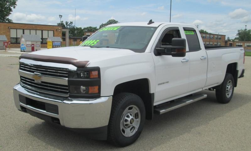 Chevrolet SILVERADO 2500HD DBL CAB 4X4 2015 price $39,695