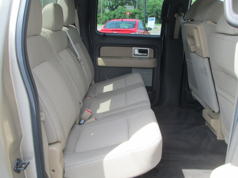 Ford F-150 4DR CREW CAB XLT 2011 price $19,995