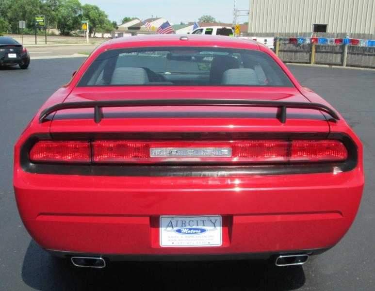 Dodge CHALLENGER R/T PLUS 2012 price $21,995