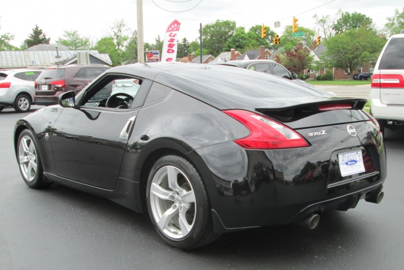 Nissan 370Z TOURING EDITION 2011 price $16,995