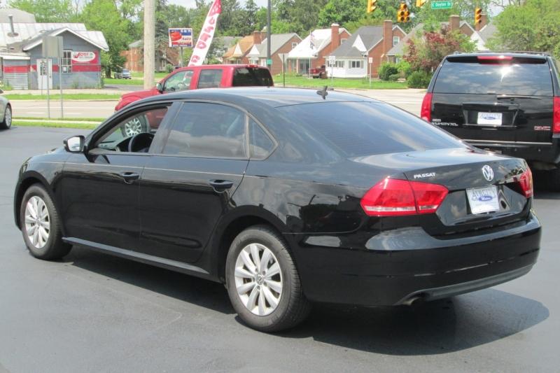 Volkswagen PASSAT 2.5L SEDAN 2013 price $7,995