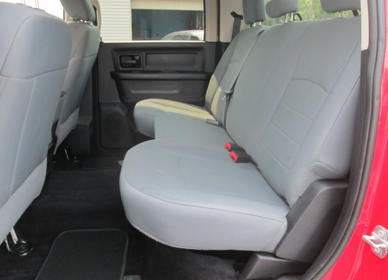 RAM 2500 CREW CAB TRADESMAN 4X4 2017 price $38,695