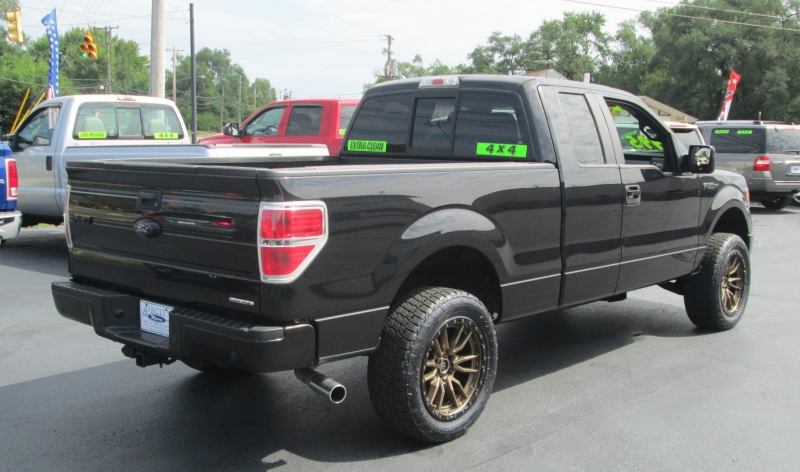 Ford F-150 SUPERCAB XLT 4X4 2013 price $20,995