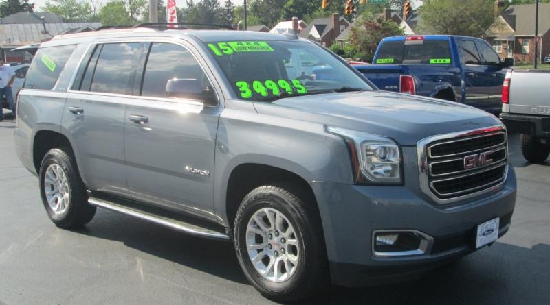 GMC YUKON SLE 4X4 / 3RD ROW 2015 price $32,995