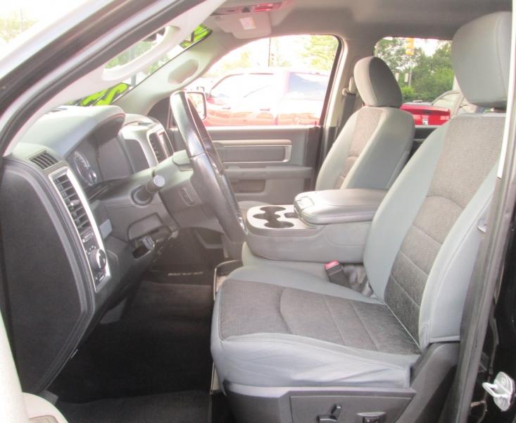 RAM 1500 CREW CAB BIG HORN 4X4 2014 price $24,495