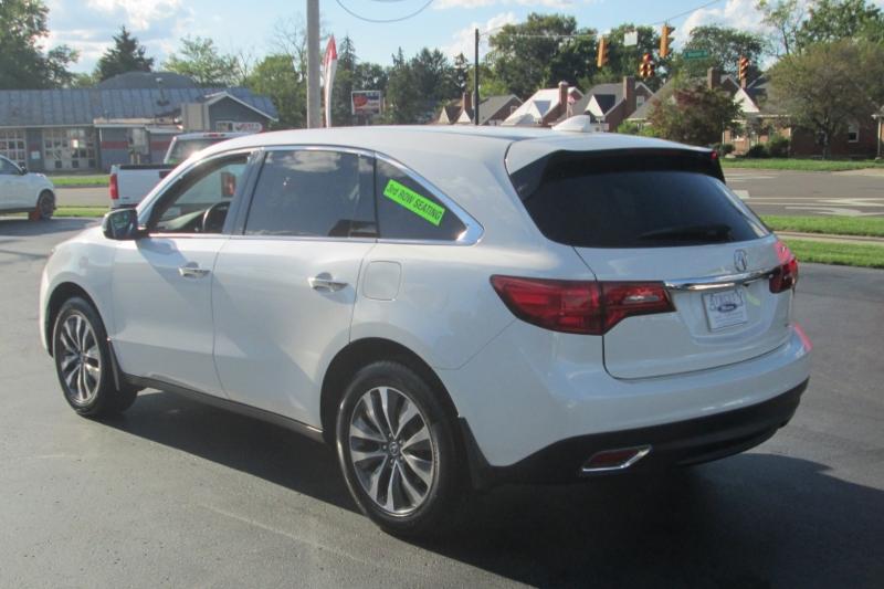 Acura MDX SH-AWD W/TECH PKG 2016 price $26,495