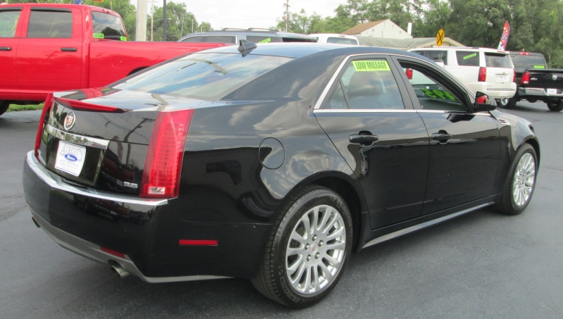 Cadillac CTS PERFORANCE EDTN 2010 price $12,495