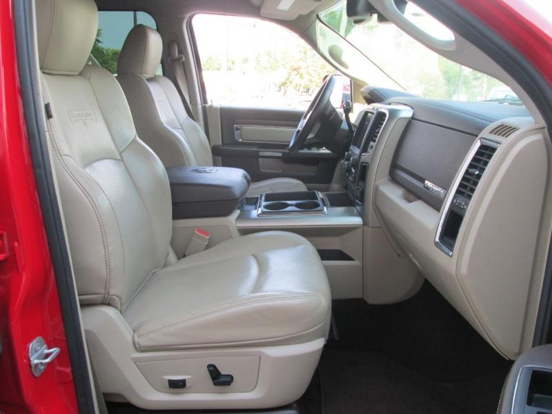 RAM 2500 MEGA CAB LARAMIE 4X4 2014 price $39,995