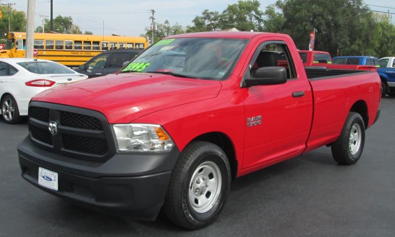 RAM 1500 REGULAR CAB LONGBED 2014 price $23,995