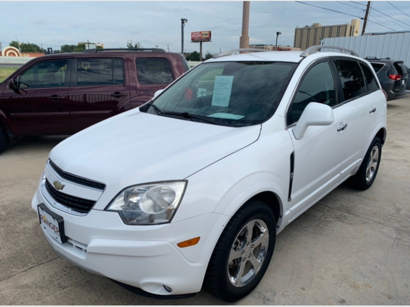 Chevrolet Captiva Sport Fleet 2013 price $9,200