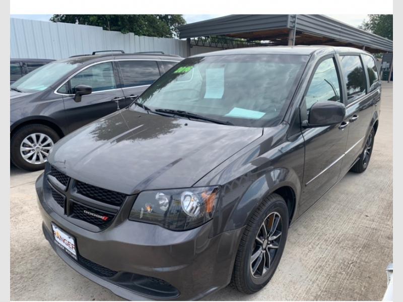 Dodge Grand Caravan 2016 price $11,950
