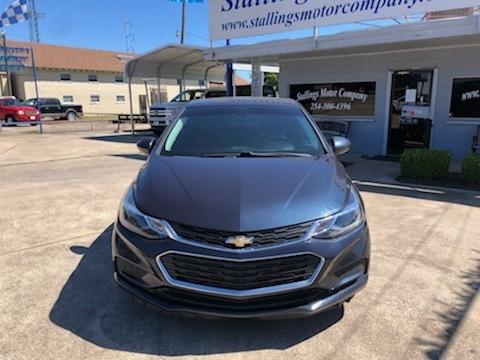 Chevrolet Cruze 2016 price $12,599