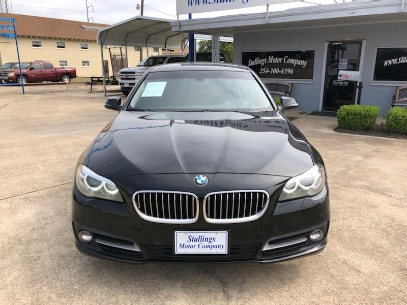 BMW 5-Series 2015 price $15,995
