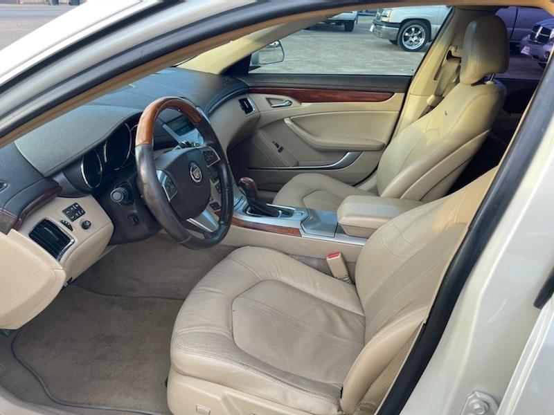 Cadillac CTS Sedan 2011 price $8,650