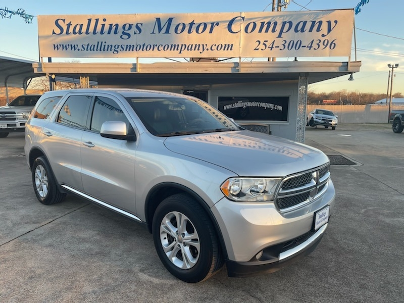 Dodge Durango 2012 price $8,995
