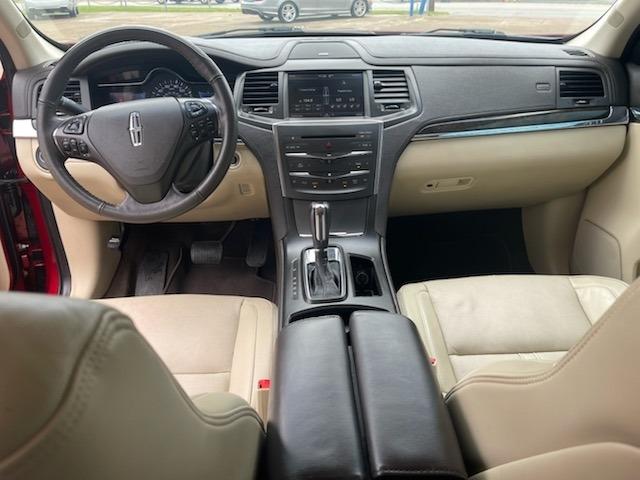 Lincoln MKS 2013 price $16,995