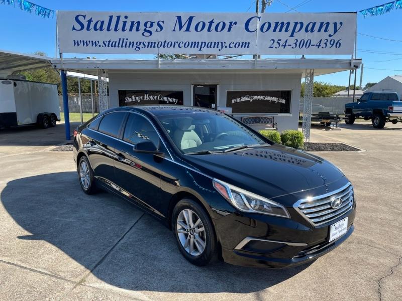 Hyundai Sonata 2016 price $13,995