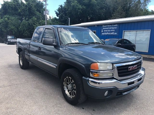 GMC NEW SIERRA 2007 price $7,995