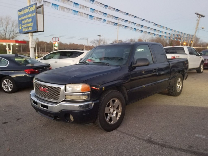 GMC NEW SIERRA 2006 price $4,995