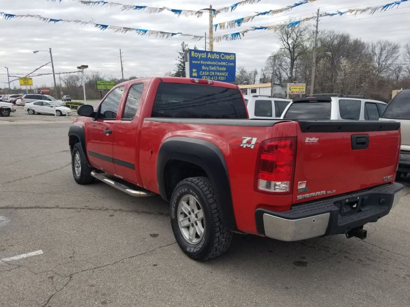 GMC SIERRA 2010 price $9,900