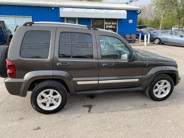 JEEP LIBERTY 2006 price $5,995