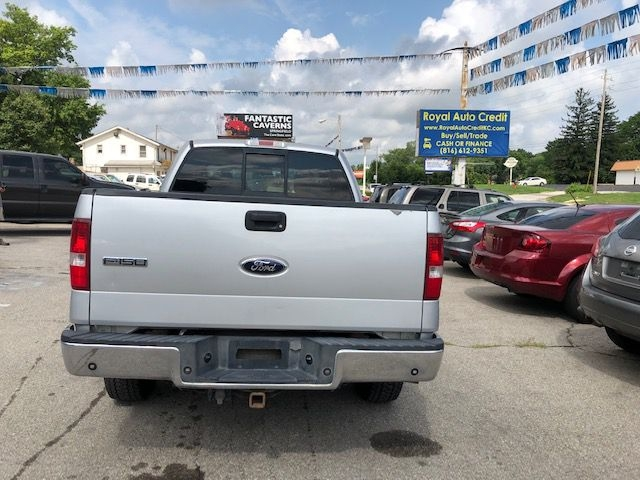 FORD F150 2007 price $10,995