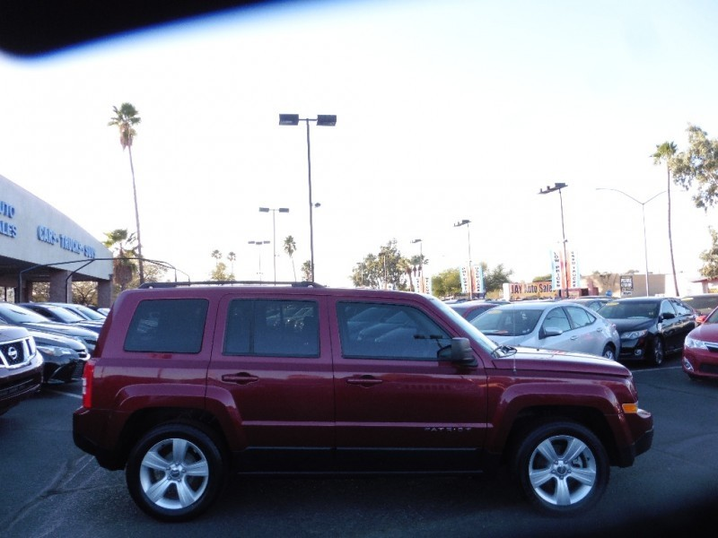 Jeep Patriot 2015 price $13,995