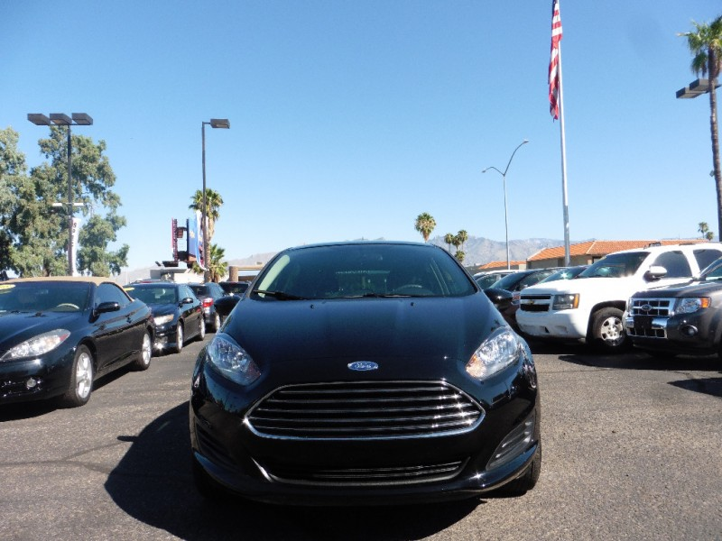 Ford Fiesta 2017 price $12,995