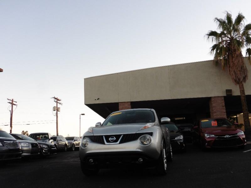 Nissan JUKE 2012 price $10,995