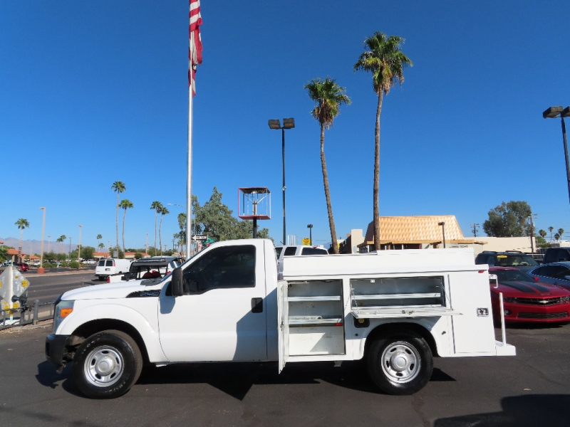 Ford Super Duty F-250 SRW 2011 price $18,995