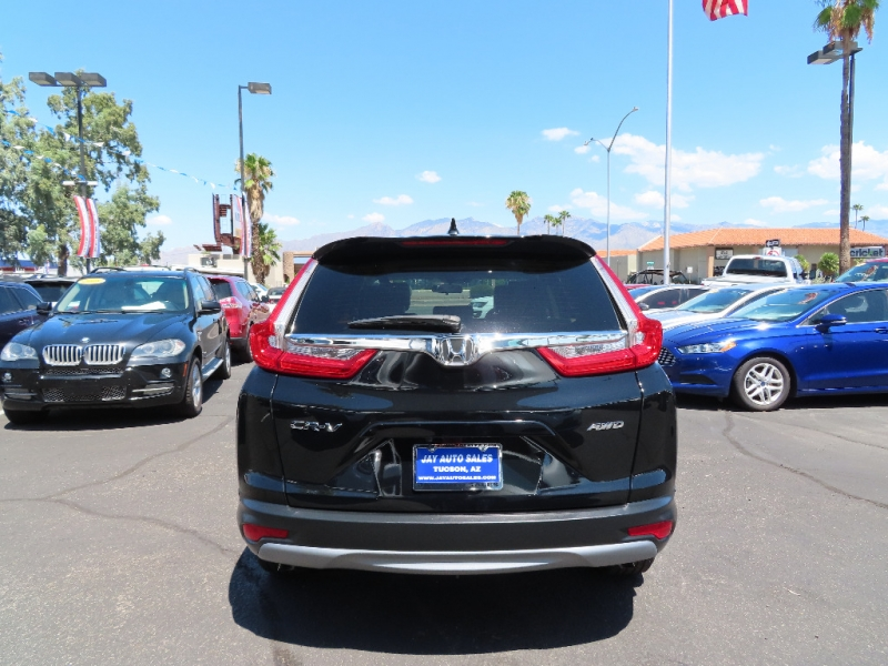 Honda CR-V 2017 price $24,995