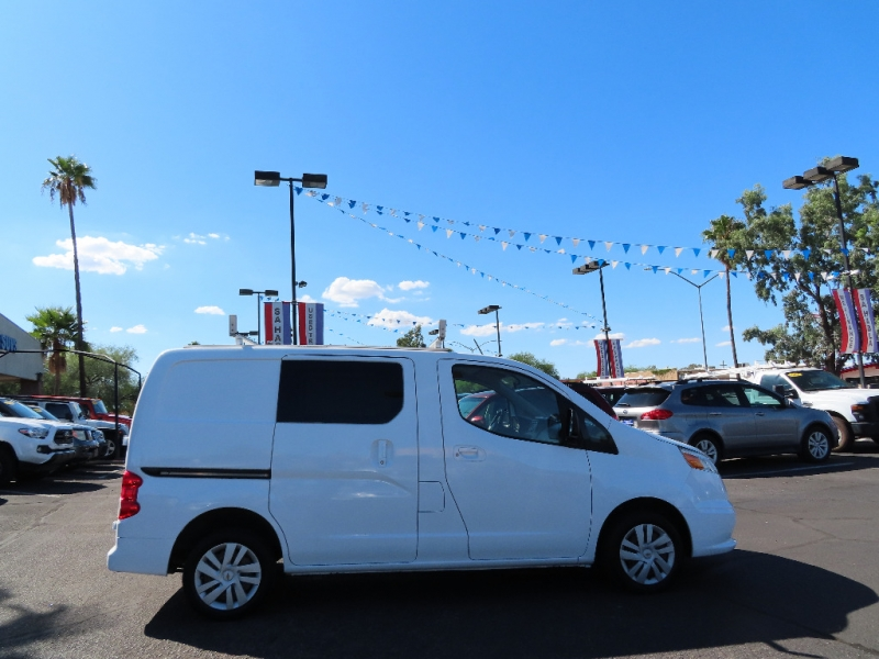 Chevrolet City Express Cargo Van 2015 price $9,995