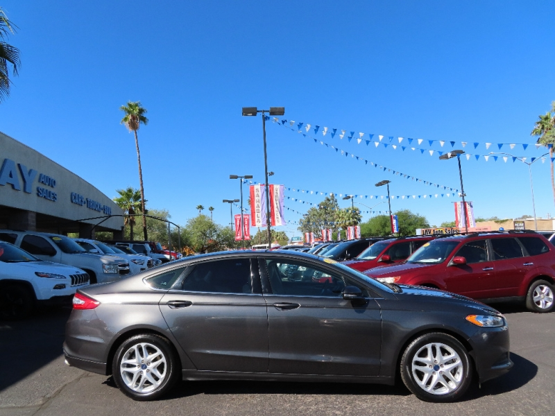 Ford Fusion 2015 price $11,975