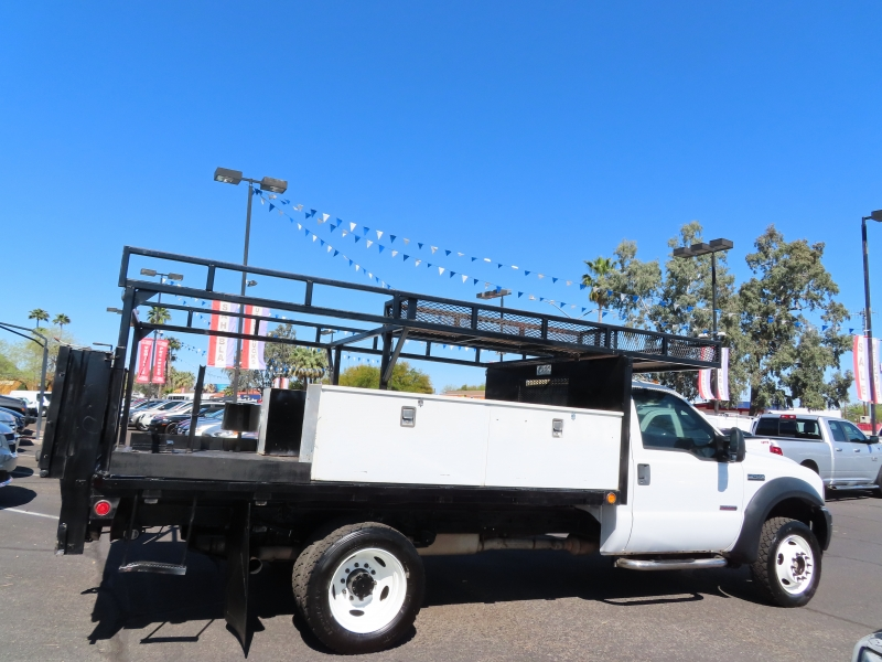 Ford Super Duty F-450 DRW 2007 price $14,995