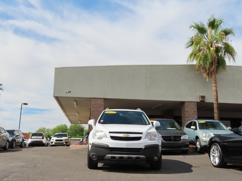 Chevrolet Captiva Sport Fleet 2013 price $8,995