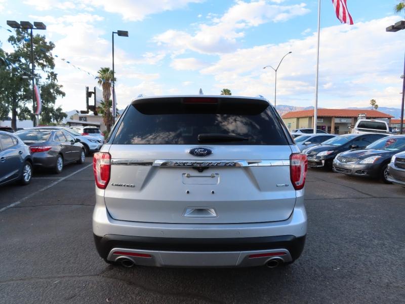 Ford Explorer 2016 price $25,795