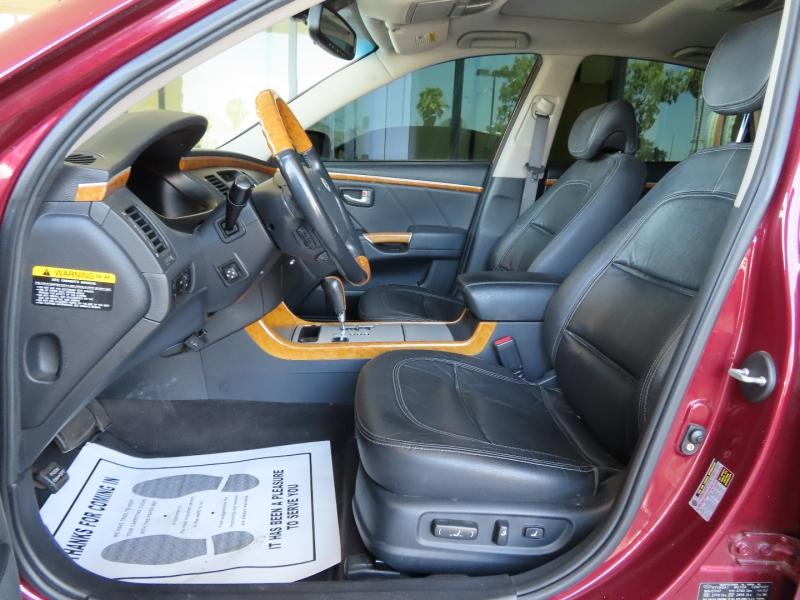 Hyundai Azera 2008 price $8,995